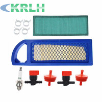 Air Filter Tune Up Kit For Intek Briggs & Stratton Craftsman 394358S 492932S